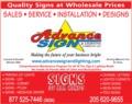 Advance Sign & Lighting LLC