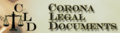 Corona Legal Document Services