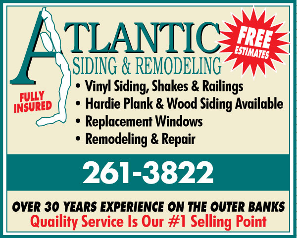 Atlantic Siding Remodeling Inc Kill Devil Hills NC Fascinating Atlantic Remodeling