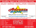 Advance Sign & Lighting LLC