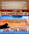Best Stamped Concrete Inc